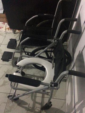 Par de cadeira de rodas - Foto 3