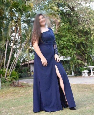 Vestido longo festa - Foto 2