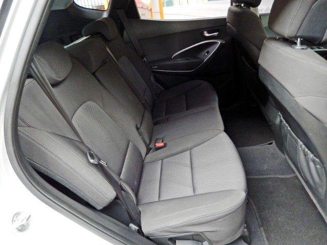 Hyundai Santa Fe 3.3 V6 2014 Excelente Estado - Foto 7