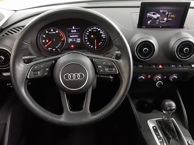 Audi A3 Sedan Attraction 1.4 TFSi Flex Aut 2018 - Foto 8