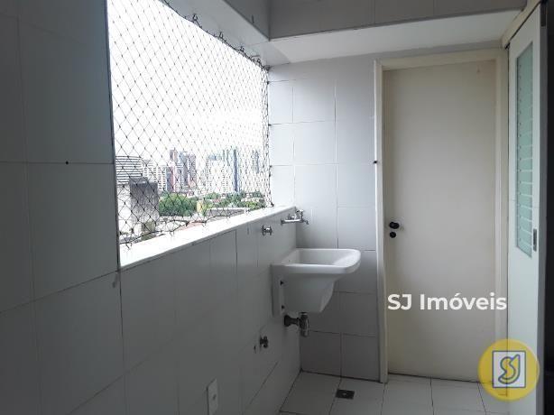 Apartamento para alugar com 3 dormitórios em Dionísio torres, Fortaleza cod:51353 - Foto 16