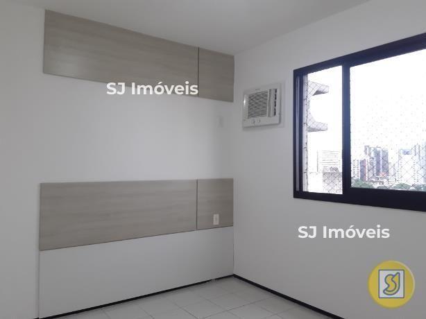 Apartamento para alugar com 3 dormitórios em Dionísio torres, Fortaleza cod:51353 - Foto 11
