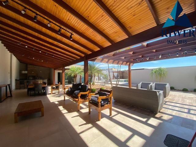 Luxo! Casa perfeita e mobiliada em Vicente Pires! 4 suites, revestimentos e materiais de p - Foto 18