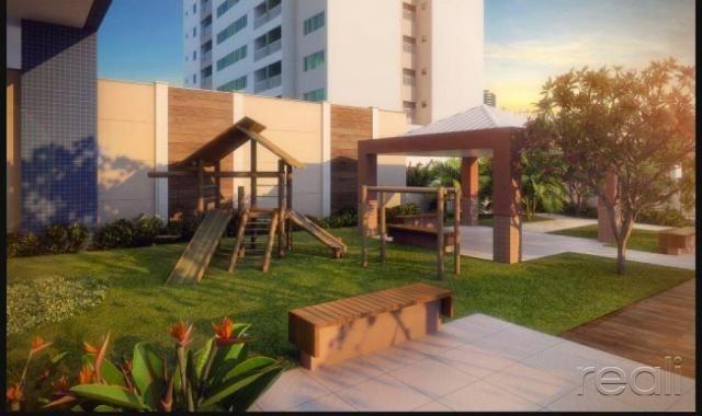 Apartamento à venda com 3 dormitórios em Benfica, Fortaleza cod:RL134 - Foto 8