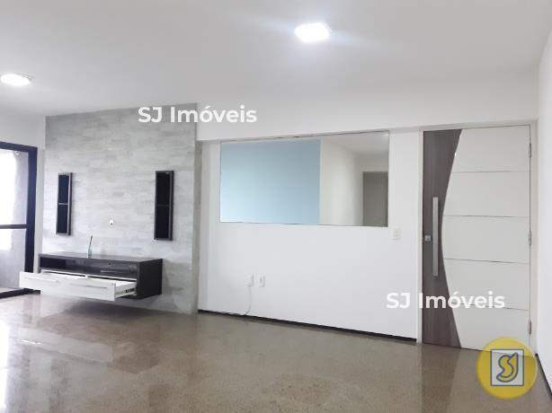 Apartamento para alugar com 3 dormitórios em Dionísio torres, Fortaleza cod:51353 - Foto 2