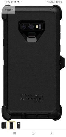 Vendo Capa Defender OTTERBOX para Samsung S9 Plus  - Foto 4