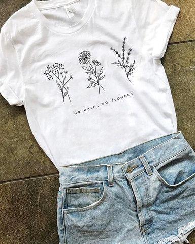 Camiseta feminina - Foto 5