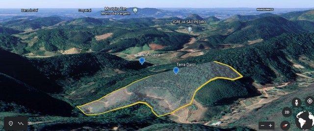 DM- Sítio/Terreno Grande em Santa Teresa 13 hectares - Foto 8
