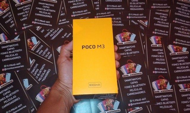Xiaomi Poco M3 128gb (Lacrado)
