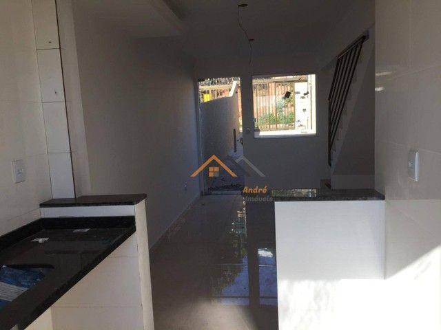 Casa com 2 quartos à venda, 55 m² por R$ 295.000 - Céu Azul - Belo Horizonte/MG - Foto 4