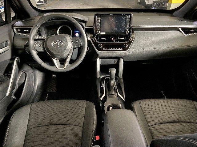 Toyota Corolla Cross Xre okm Blindado - Pronta Entrega - Foto 11