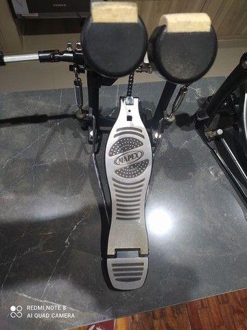 Peças de bateria Pedal e Máquina - Foto 2