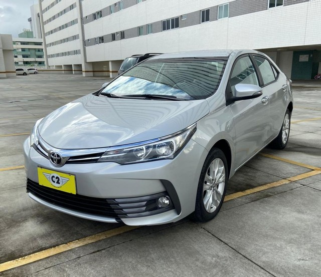 Corolla 2018 XEI (O MAIS NOVO DE CARUARU)!!!!!!!!