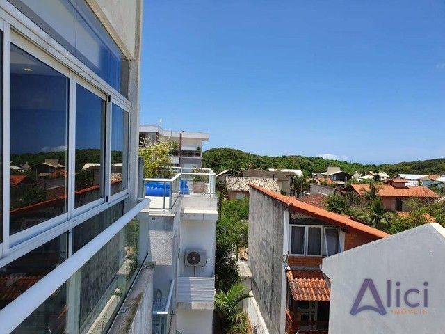 Cobertura com 2 dormitórios à venda, 120 m² por R$ 1.200.000 - Rio Tavares - Florianópolis - Foto 3