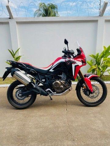 África Twin 1000L 2020 ZERO!! - Foto 2