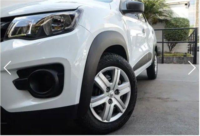 Renault Kwid 1.0 Zen 2021 -Único dono! Garantia de Fábrica! - Foto 5