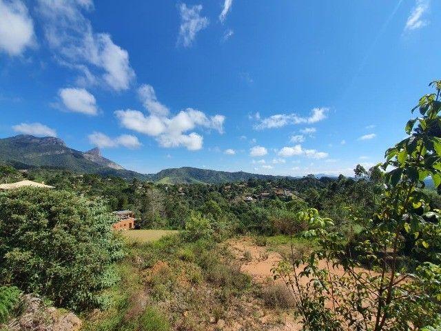 Vendo Lote 2.500 M² com Vista Eterna para Pedra Azul - Condomínio Cerro Azul - Foto 20