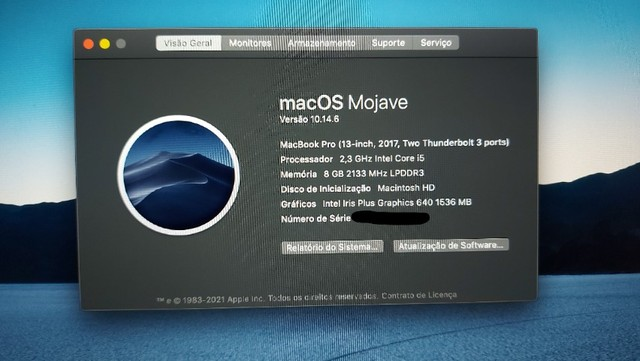 "Macbook Pro 13"" Perfeito estado - Foto 4"