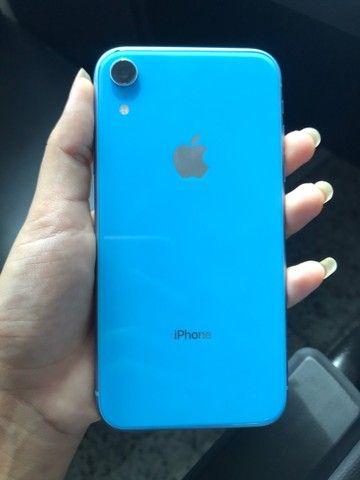 Xr 64gb vitrine aceitamos seu iPhone usado