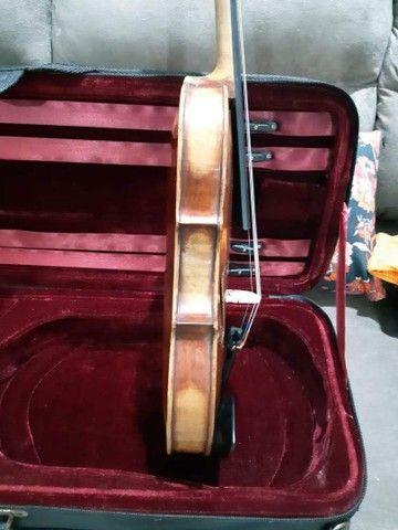 Violino Stainer restaurado Aprox. 150 anos  - Foto 4