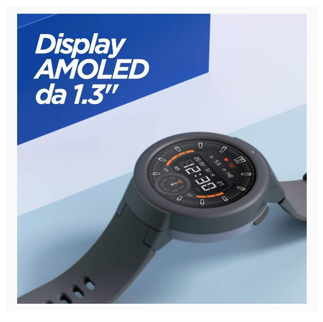 Amazfit Verge Lite GPS Sony,tela Amoled Full Touch Screen. - Foto 5