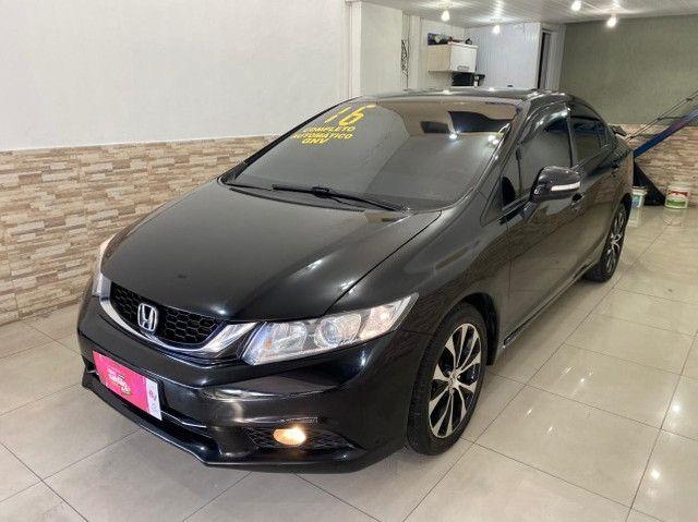Honda Civic 2.0 GNV