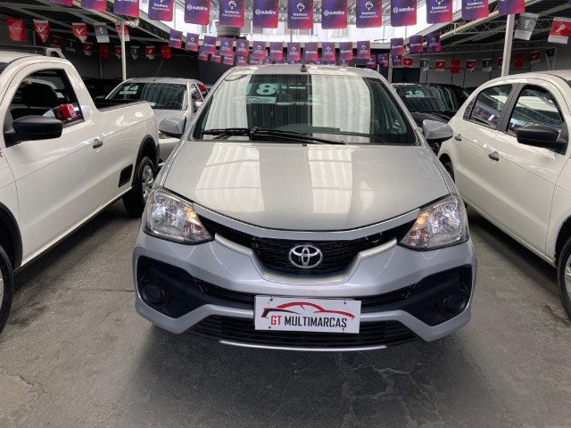 Toyota -Etios Sedan 1.5 X Flex-Automatico- 2018 - Foto 10