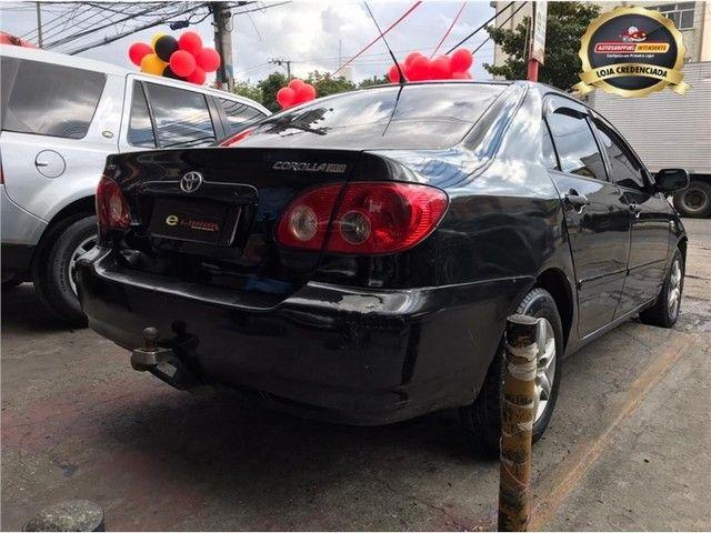 Toyota Corolla 2007 1.6 xli 16v gasolina 4p manual - Foto 9