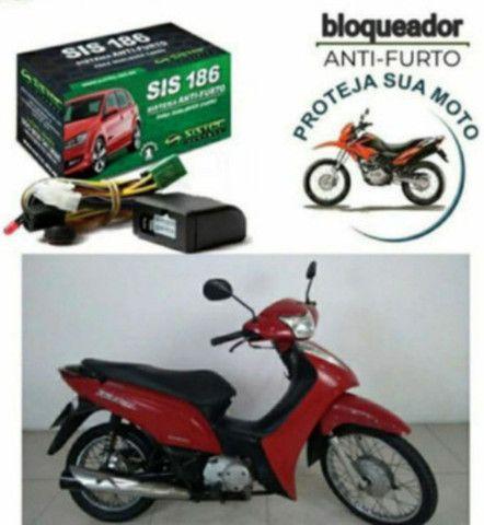 Bloqueador para motos