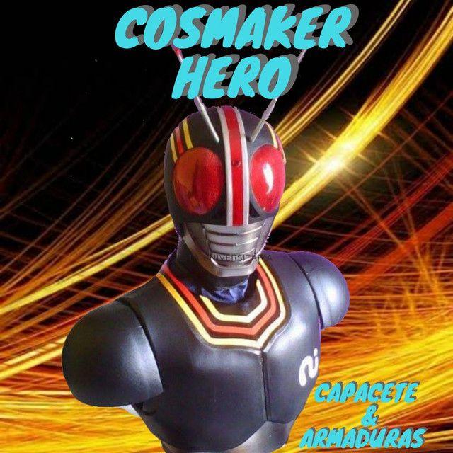 Tokusatsu#Cosplay# Jaspion#Jiraya#KamenRider#Winspector#Solbrain#Cybercops#Ultraman# - Foto 4