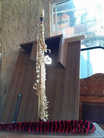 Sax soprano americano  - Foto 3