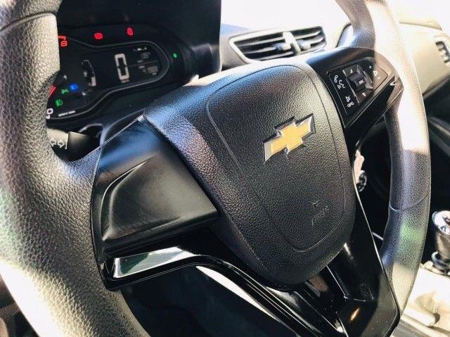 Chevrolet / Prisma 1.4 LT -2019 - 40mil KM  - 1 ano garantia  - Foto 11