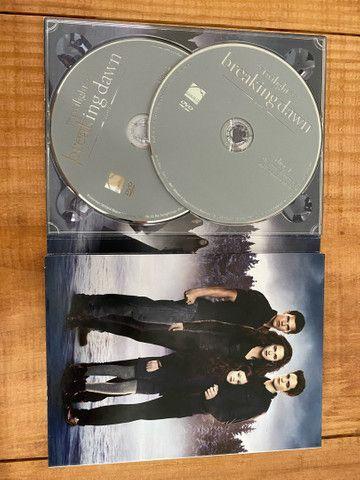 DVD triplo Amanhecer parte 2 - Foto 3