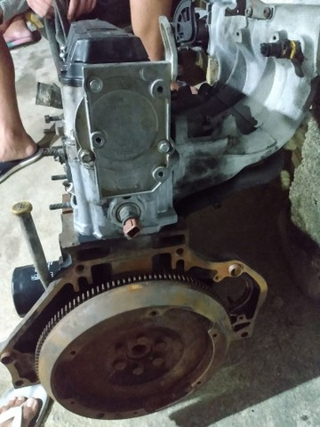 Motor 1.4 flex GM - Foto 2