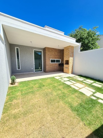Excelente Casa no Centro Do Eusébio Com Três Quartos! - Foto 2