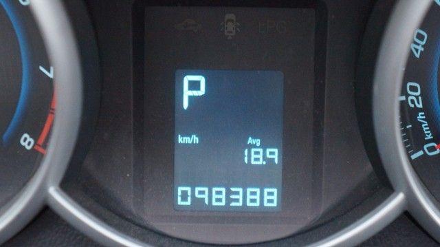 CHEVROLET CRUZE 1.8 LT 16V FLEX 4P AUTOMÁTICO - Foto 8
