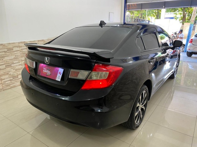 Honda Civic 2.0 GNV - Foto 11