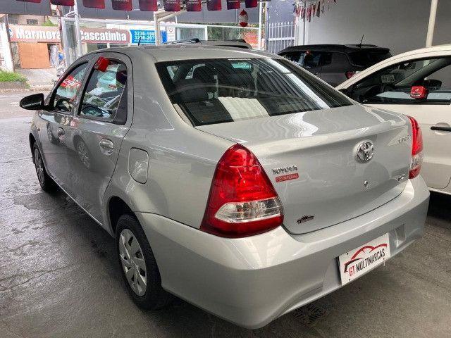 Toyota -Etios Sedan 1.5 X Flex-Automatico- 2018 - Foto 9