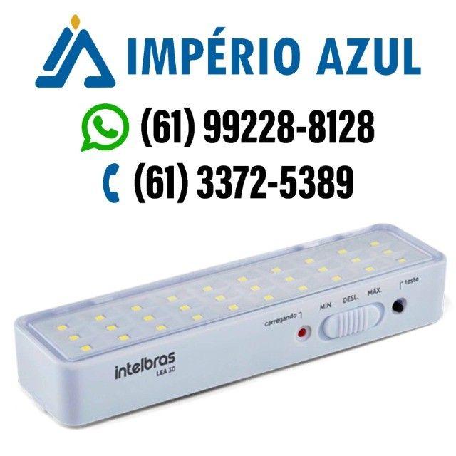 Luminária de Emergência Intelbras LEA 30