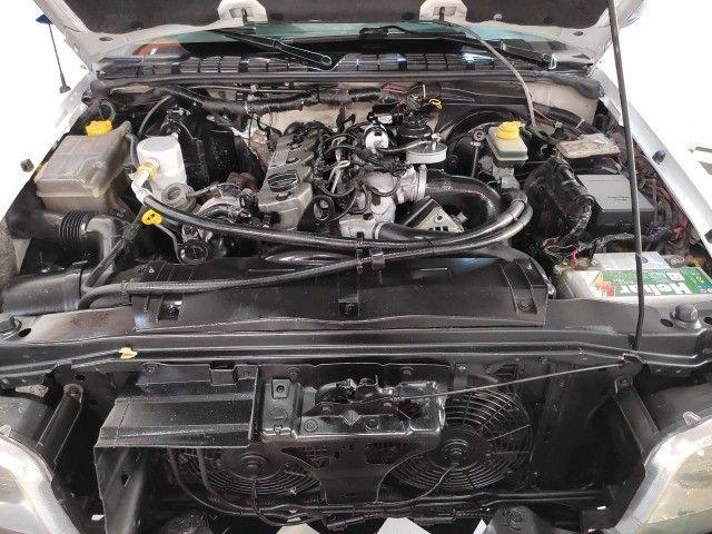 S-10 4x4 Diesel Motor MWM 2.8 Turbo Intercooler! Cab.Simples! Bancos em Couro!!! - Foto 16