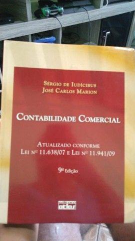 Livro Contabilidade Comercial