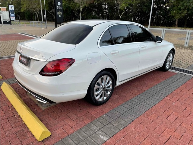 Mercedes-benz C 180 2019 1.6 cgi flex exclusive 9g-tronic - Foto 6