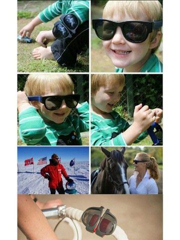 Óculos de sol dobrável  - Foto 6