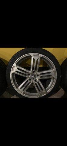 Rodas aro 19 com pneus  - Foto 9