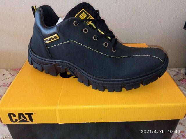 Sapato Caterpillar n44 - Foto 3