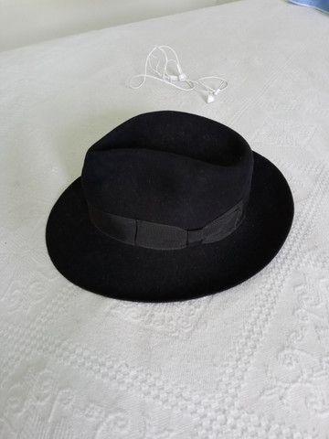 Vendo chapéu 100% Pelo de Lebre - Foto 4
