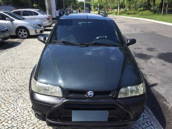 FIAT PALIO WEEKEND 2001 ADVENTURE COMPLETISSIMO GNV