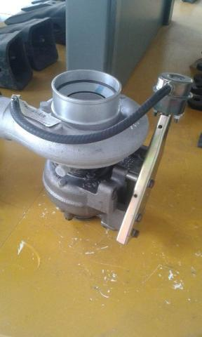 Turbo compressor Escavadeira Hidraulica