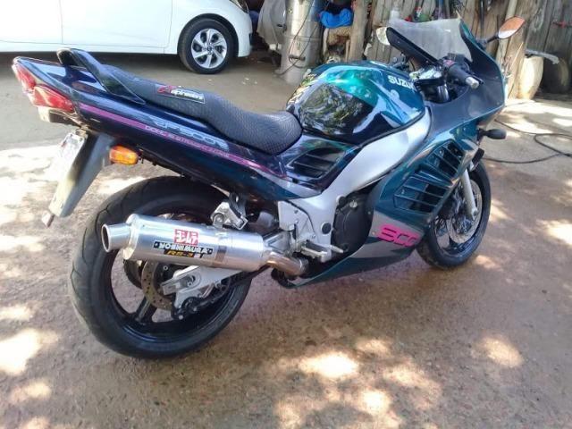 Suzuki Rf 900 zerada moto impecável, 4cc linda somente grana sem choro