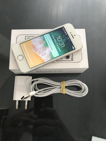 IPHONE 5S 16GB 650 top (somente venda)